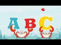 ABC - Canciones Infantiles - Toobys. Esta canción enseña el abecedario en forma…