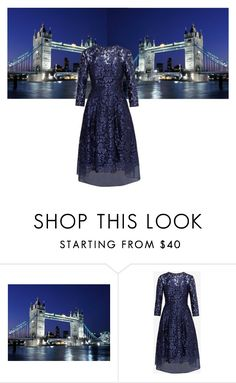 """""""Untitled #1096"""" by solan79 ❤ liked on Polyvore featuring Ted Baker"""