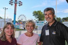 Winnebago County Fair supports the Mission with food donations
