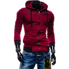 2016 New Design Causal Mens Hoodies Male Fashion men's sportswear Sweatshirt Man Outerwear Tracksuit hoodies men