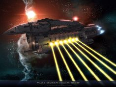 Amarr Abaddon wallpaper by Enterprise-E on DeviantArt Battleship, Wallpaper, Good Things, Deviantart, Spaceship, Legends, Sci Fi, Game, Space Ship