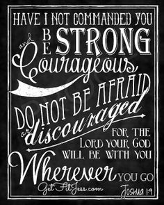 Do not fear - you have God & that is all you need! <3