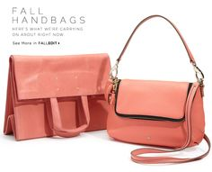 Saks Fall Handbags