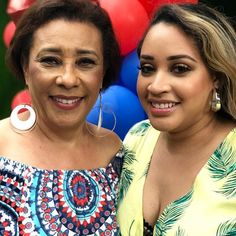 Came to DR to celebrate Dominican Mothers Day later this month but I was born in the States so I have to give my mom a shout-out for being the MVP of our family today. Love you!
