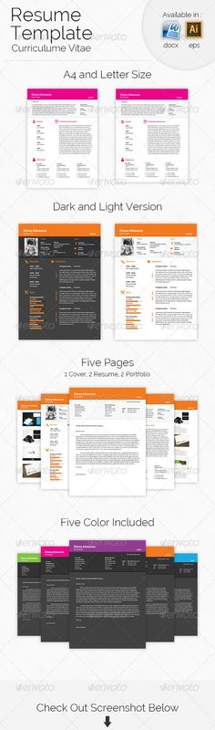 Print Out Resume Resume Template Ms Word Floral Creativework247  Creative Designs .