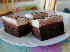 Krémový+čokoládový+zákusok+s+mascarpone+ Treats, Sweet, Desserts, Food, Mascarpone, Kitchens, Sweet Like Candy, Candy, Tailgate Desserts