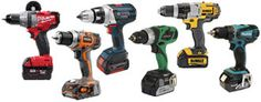 Want to know about cordless drills woodworking? Read on! Cordless Drill Reviews, Cordless Tools, Drill Guide, Speed Drills, Impact Driver, Metal Projects, Drill Driver, Wood And Metal, Home Improvement