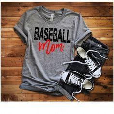 Baseball Mom Shirts Baseball Tank Baseball Grandma Womens Shirt Game Day Shirt Baseball T-Shirt Baseball Team Gift for Mom Sister Baseball Shirts, Funny Baseball, Baseball Stuff, Baseball Quotes, Spikes Baseball, Uk Baseball, Sports Shirts, Baseball Jewelry, Baseball Girlfriend