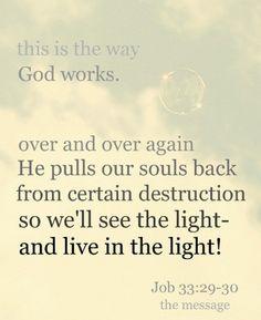 Job 33:29:30