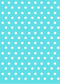 Polka Dot Papers Tiffany Blue Paper Dots Scrapbook Background