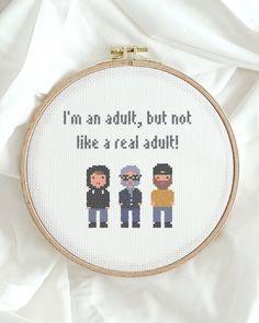 Who recognizes themselves or know someone that's not like a real adult? 😆👇🏼 Vem känner igen sig eller känner någon som inte är som en riktig vuxen? 😆👇🏼