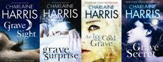 The Harper Connelly Series by Charlaine Harris