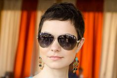 lowlights for blonde pixie hair - Google Search