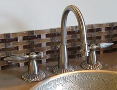 Bathroom faucet Bathroom Faucets, Showroom, Sink, Projects, Home Decor, Bath Taps, Sink Tops, Log Projects, Vessel Sink