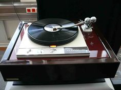 Garrard 401 with Ikeda tonearm and Air Tight MC cartridge