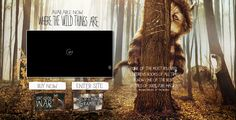 Where The Wild Things Are - EPK and movie website examples by Filmsourcing  http://wwws.warnerbros.co.uk/wherethewildthingsare/dvd/index.html