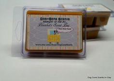 Chow Chow Chanel #wax #waxtart #waxmelt #whatimmelting #candle #candleaddict #chow #dog  https://www.etsy.com/listing/207001350/chanel-no-5-type-chow-chow-chanel-wax
