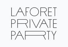 Laforet Private Party 2013_AW / Naonori Yago / 矢後直規