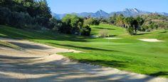 Santa Clara Golf Marbella #golf #spain #travel #opusgolfs