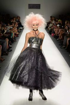 Betsey Johnson's dress