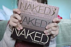 I am getting the Naked Pallet for Christmas I believe.... Hope. Hey guys it after Christmas and I got the Naked 3