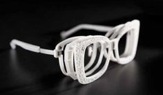 3ders.org - Morgenrot 3D printed eyewear wins innovation award, to be released in early 2015 | 3D Printer News & 3D Printing News