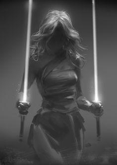 Chica Fantasy, Fantasy Girl, Dark Fantasy, Fantasy Art Women, Fantasy Artwork, Fantasy Characters, Female Characters, Cyberpunk, Character Inspiration