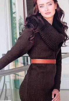 Modèle pull-tunique Yarn3 Femme