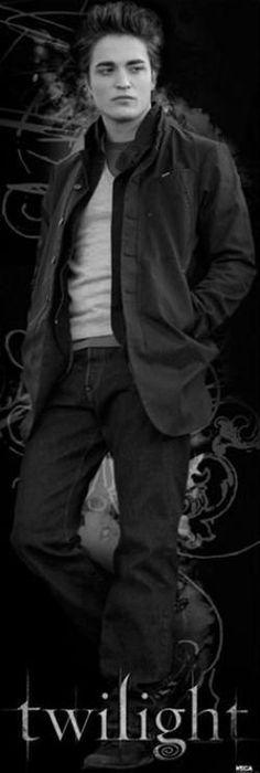 Robert aka Edward in Twilight