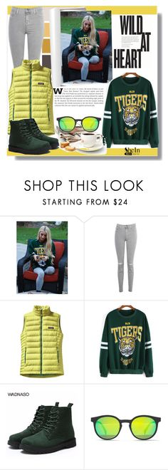 """SheIn(contest)"" by cherry-bh ❤ liked on Polyvore featuring J Brand, Patagonia, Italia Independent, women's clothing, women's fashion, women, female, woman, misses and juniors"