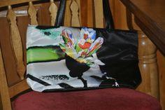 Awesome Shoulder Bag. $25.00, via Etsy.