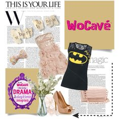 Skinny Cow's Build Your Own WoCavé™ Contest by mallory-clair on Polyvore