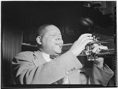 Portrait of Henry Allen, Onyx, New York, N.Y., ca. May 1946.  Gottlieb, William P., 1917.