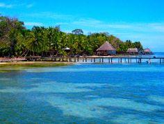 Bibi's!!    Isla Carenero, Panama