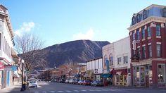 Durango, Colorado for a white Christmas!