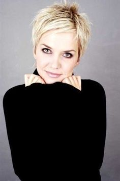 Pixie Hairstyle for Women