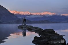 A special location for a special occasion.  Edgewater, on the shores of Lake Wanaka, New Zealand.  Guest accommodation and dining. http://www.edgewater.co.nz/
