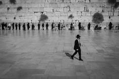 Wailing Wall. Jerusalem, Israel © Andy Barton.