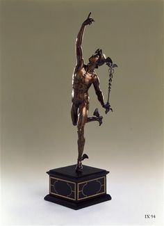 The Dresdner Mercury came early in 1587 counted as a diplomatic gift of the Grand Duke of Tuscany, Francesco I de 'Medici