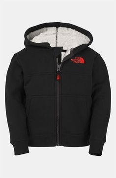 The North Face 'Foreverlong' Hoodie (Toddler) available at #Nordstrom