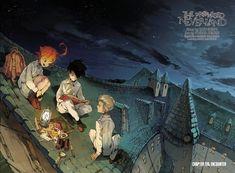 Ler mangá The Promised Neverland (Yakusoku no Neverland) Manga Anime, Fanarts Anime, All Anime, Me Me Me Anime, Anime Art, Manhwa, Terra Do Nunca, Kagami Kuroko, Animes Wallpapers