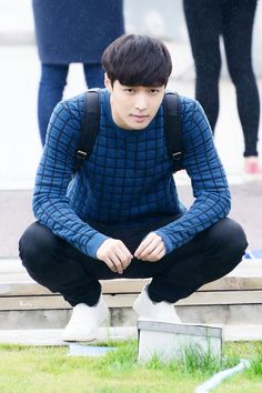 Hey, I'm Zhang Yixing, but everybody calls me Lay. I like for my image to be cool, but I often let my real.... cute personality slip out. At this point I'm not really trying anymore, but I like to start of 'cool' with Anyone I meet new.  My best friends didn't want to join me, Well except for Xiumen, so I'm mostly by his Side. We're both Chinese, but know English very Well. But if I'm scared my accent thickens, like alot. Anyways I'm single and bisexuele. Introduce?