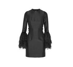 Göz Alıcı 10 Siyah Elbise Modeli - Fotoğraf 5 - InStyle Türkiye