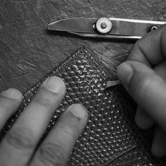 Smythson Craftsmanship  www.smythson.com  #leather  #madebyhand