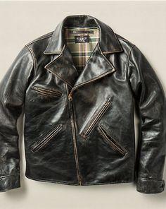 Lawson Jacket - Cloth Jackets & Outerwear - RalphLauren.com