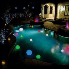 21 Best Pool Party Lights Images In 2019 Pool Parties