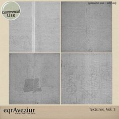 CU Textures, Vol. 3