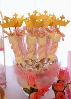 Regalitos para invitados o recordatorios para Cumpleaño de Princesa