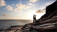 wedding photography - visionari - real wedding - hawaii wedding - bride & groom
