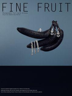 """다음 @Behance 프로젝트 확인: """"'Tasty' Jewellery: Fine Fruit Editorial"""" https://www.behance.net/gallery/43553841/Tasty-Jewellery-Fine-Fruit-Editorial"""